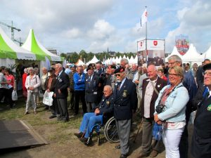 Marine veteranendag @ Den Helder