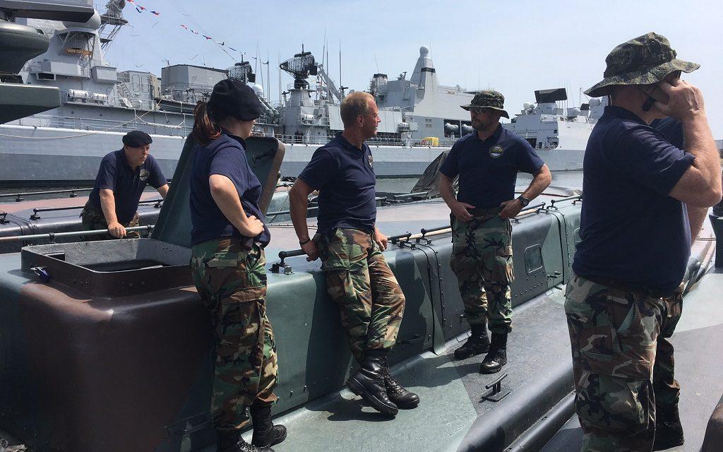 Marinedagen en Sail 2017