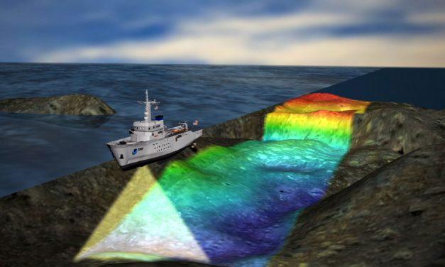 Wijnand Baerken schenkt sonar