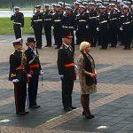 Nieuwe commandant der zeestrijdkrachten