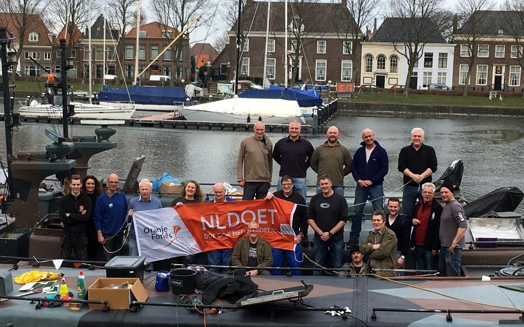 NL doet helpt stichting KTL