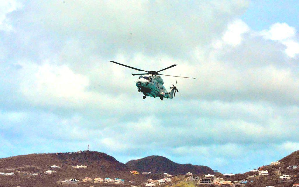 2 militairen omgekomen bij helikoptercrash